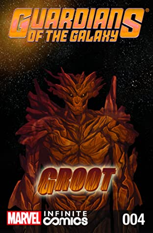 Guardians of the Galaxy Infinite Comic No.4