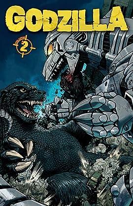 Godzilla (2011-2013) Vol. 2