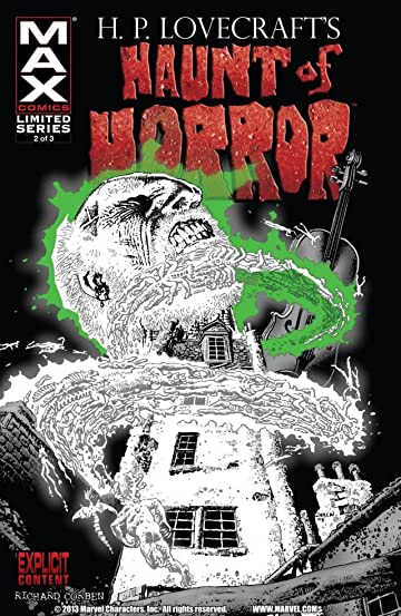 Haunt of Horror: Lovecraft #2 (of 3)