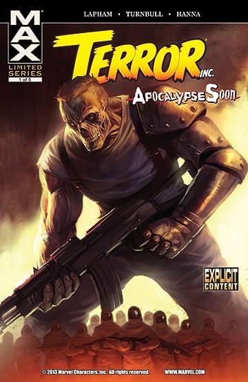 Terror, Inc. #1: Apocalypse Soon