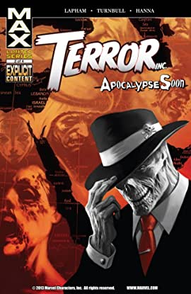 Terror, Inc. #2 (of 4): Apocalypse Soon