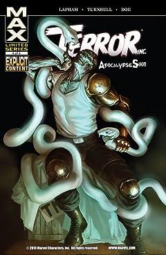 Terror, Inc. #4 (of 4): Apocalypse Soon
