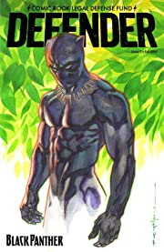 CBLDF Defender #7