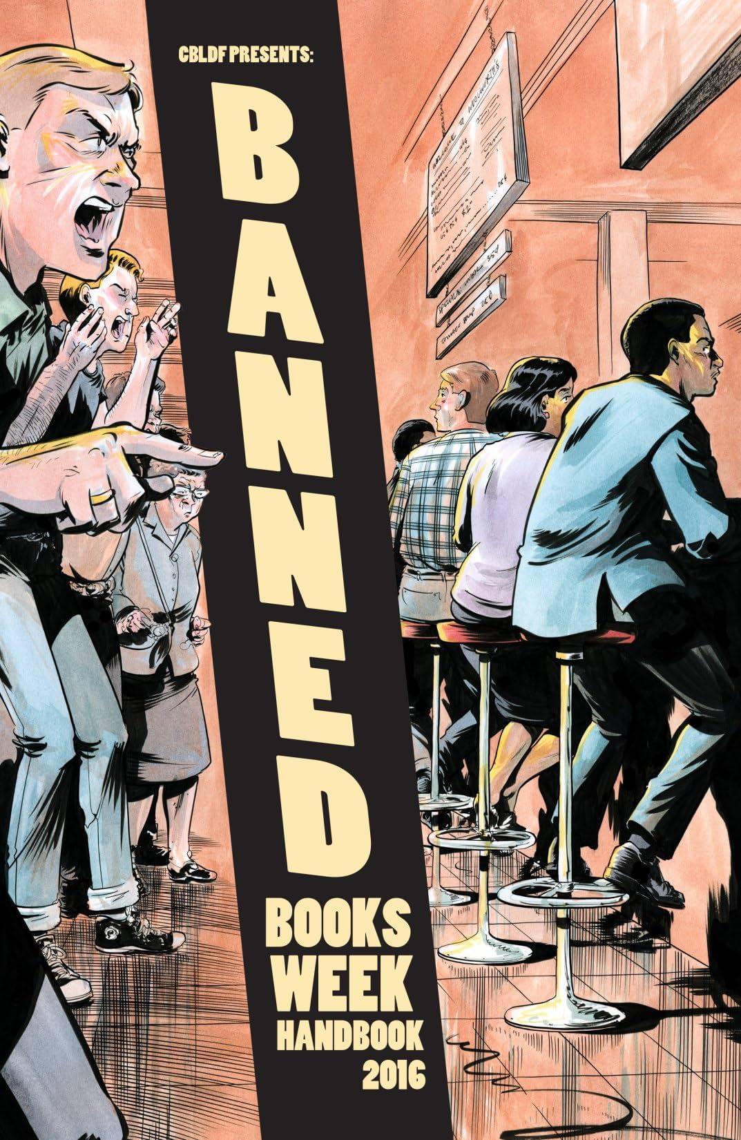 CBLDF Banned Books Week Handbook 2016