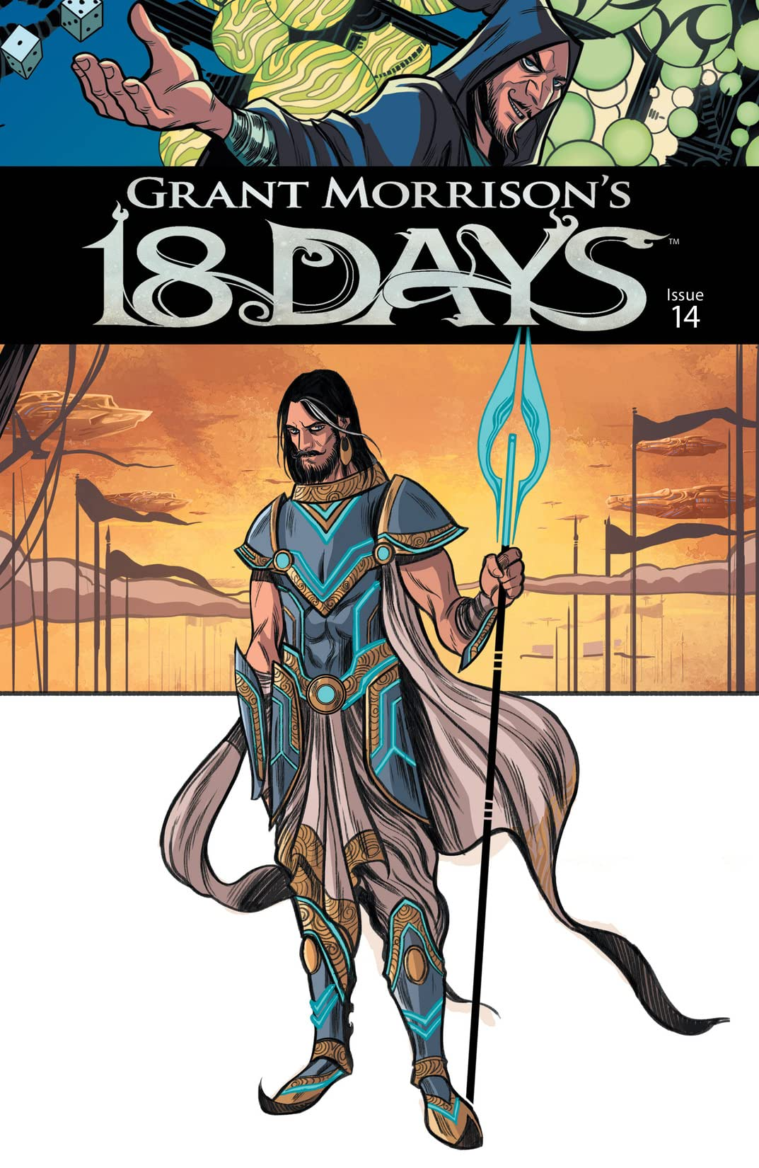 Grant Morrison's 18 Days #14