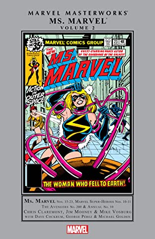 Ms. Marvel Masterworks Vol. 2