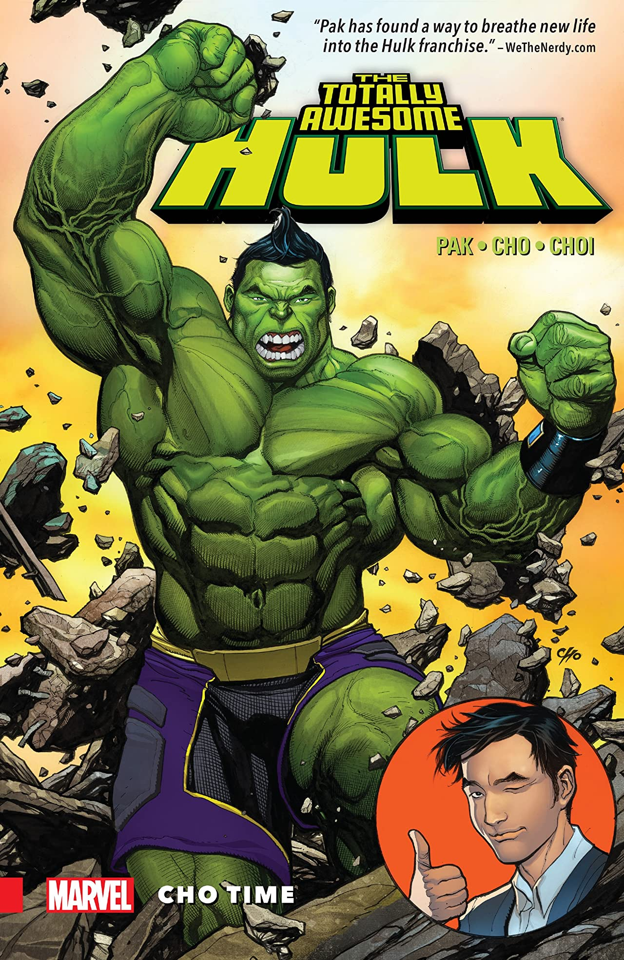 The Totally Awesome Hulk Tome 1: Cho Time
