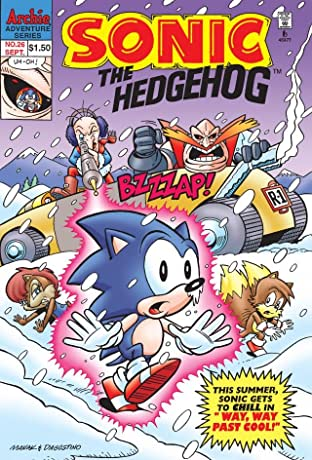 Sonic the Hedgehog #26