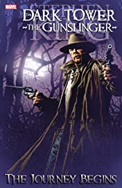 Dark Tower: The Gunslinger - The Journey Begins