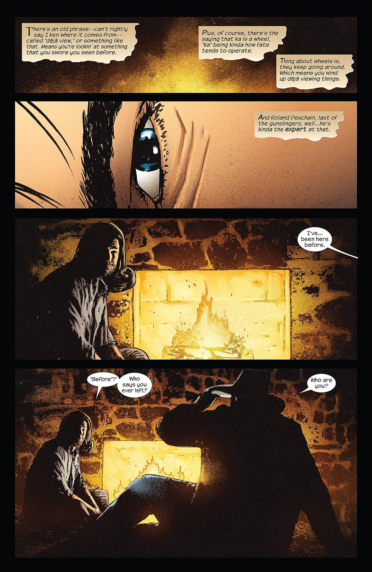 Dark Tower: The Gunslinger - The Way Station