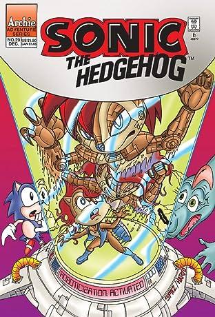 Sonic the Hedgehog #29