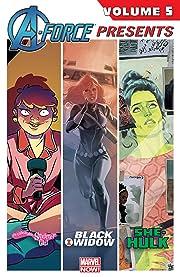 A-Force Presents Vol. 5