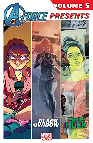 A-Force Presents Tome 5