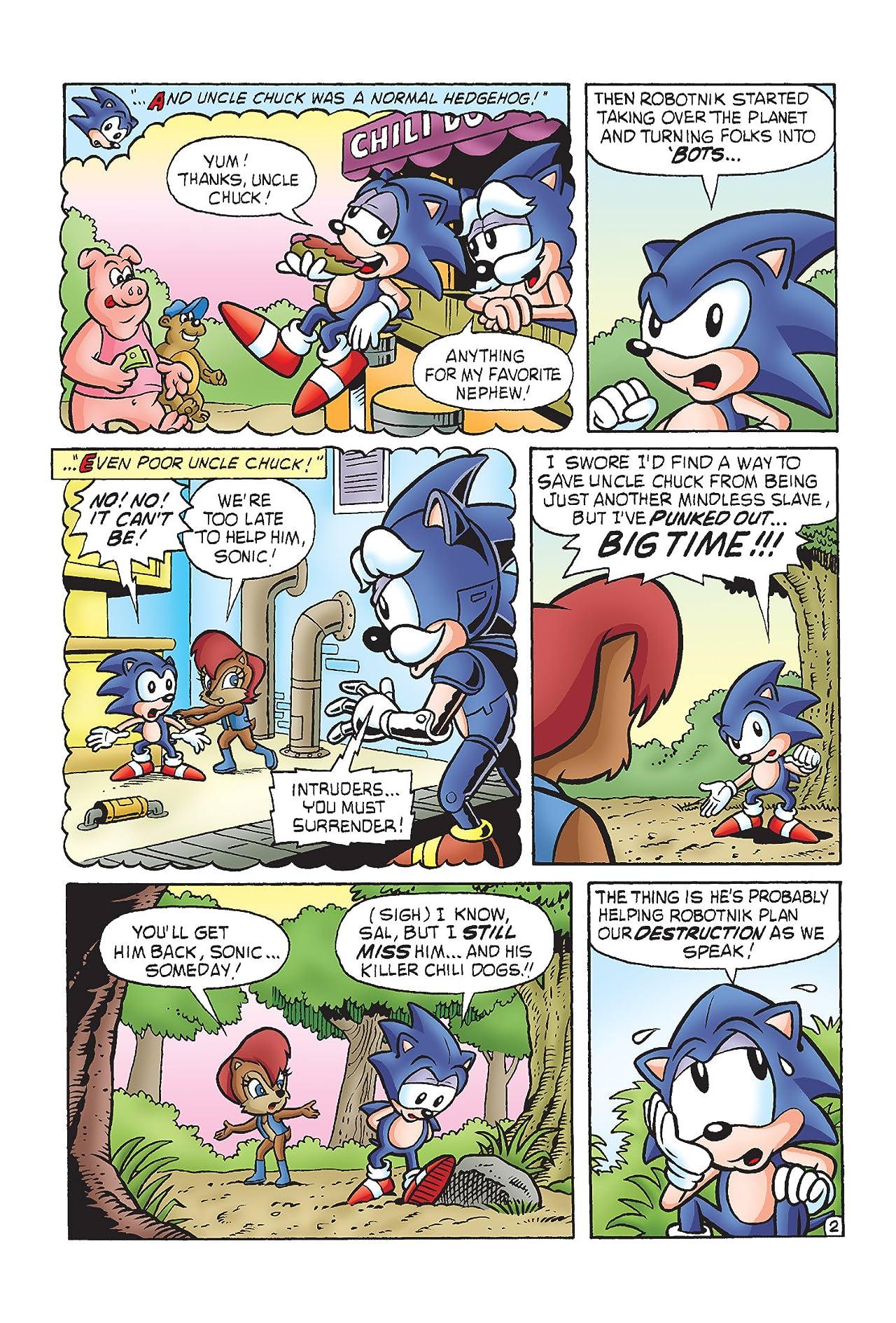Sonic the Hedgehog #30