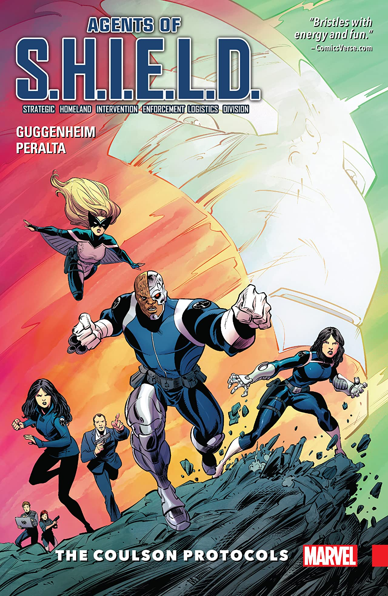 Agents of S.H.I.E.L.D. Vol. 1: The Coulson Protocols