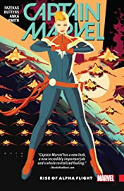 Captain Marvel Tome 1: Rise of Alpha Flight