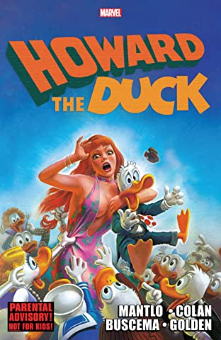 Howard The Duck: The Complete Collection Tome 3