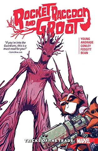 Rocket Raccoon and Groot Vol. 1: Tricks of the Trade