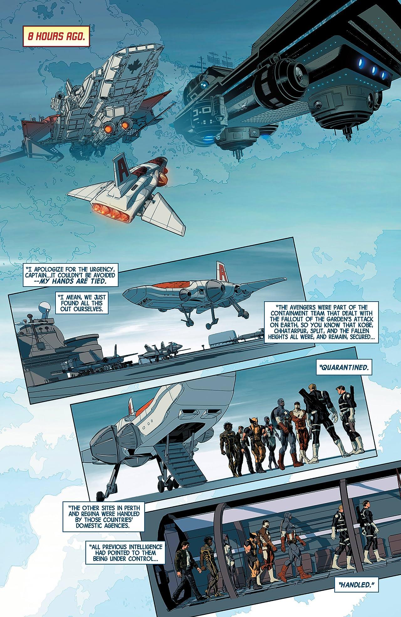 Avengers (2012-2015) #10