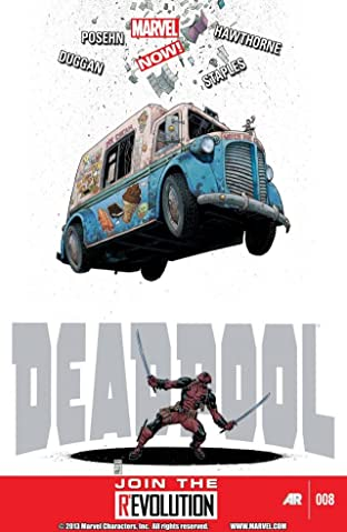 Deadpool (2012-2015) No.8