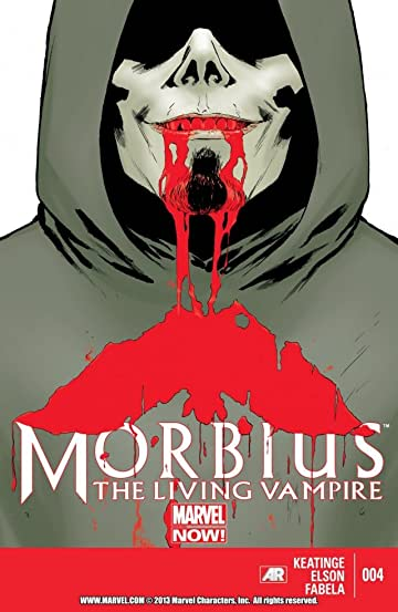 Morbius: The Living Vampire (2013) #4