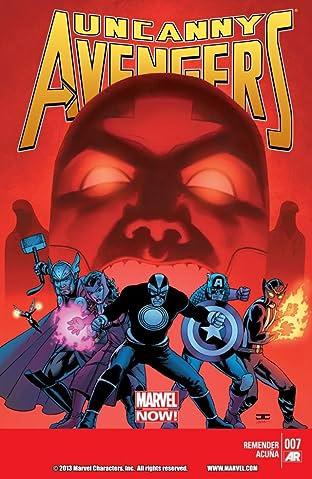 Uncanny Avengers (2012-2014) No.7
