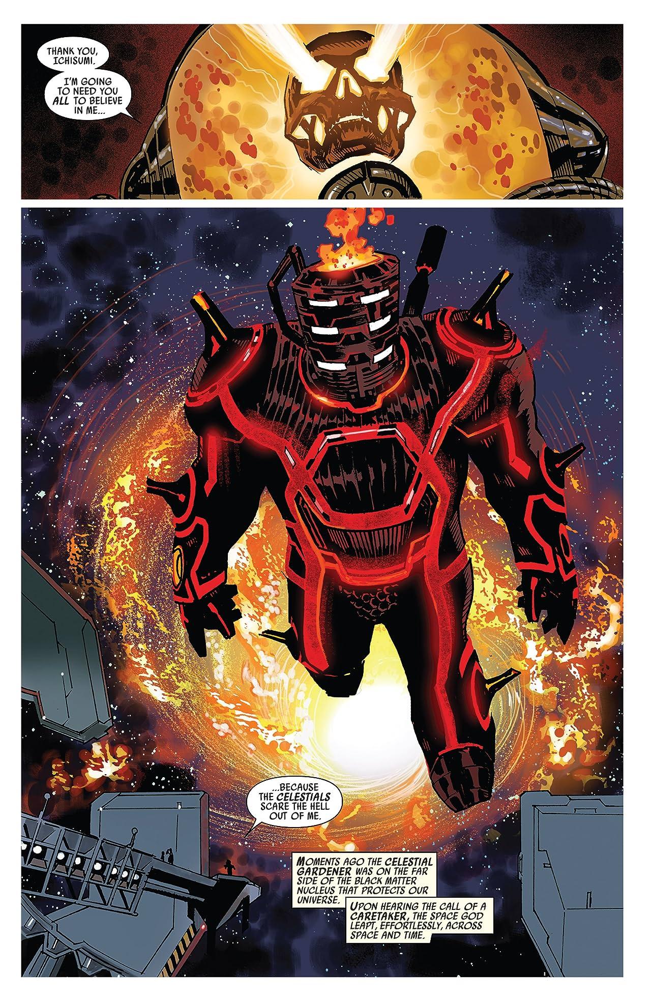 Uncanny Avengers (2012-2014) #7
