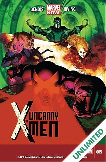 Uncanny X-Men (2013-2015) #5