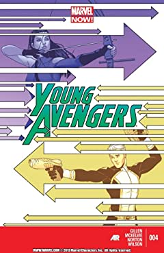 Young Avengers (2013) No.4