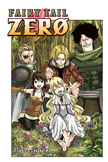 Fairy Tail: Zero Vol. 1