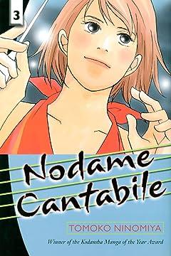Nodame Cantabile Vol. 3