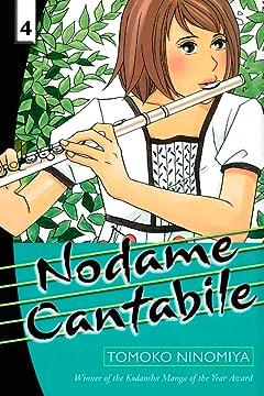 Nodame Cantabile Vol. 4