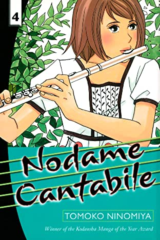 Nodame Cantabile Vol. 4