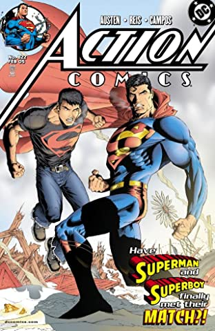 Action Comics (1938-2011) #822