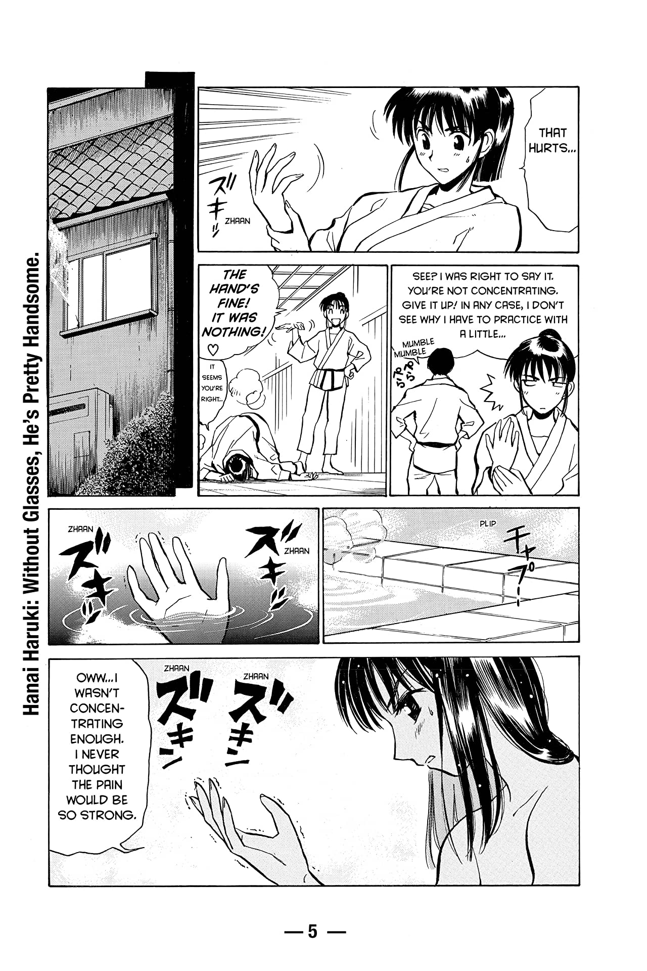 School Rumble Vol. 3