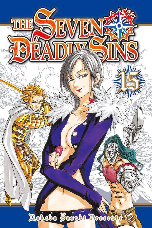 The Seven Deadly Sins Vol. 15