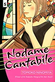 Nodame Cantabile Vol. 5