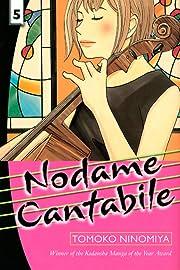 Nodame Cantabile Tome 5