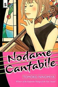 Nodame Cantabile Vol. 5
