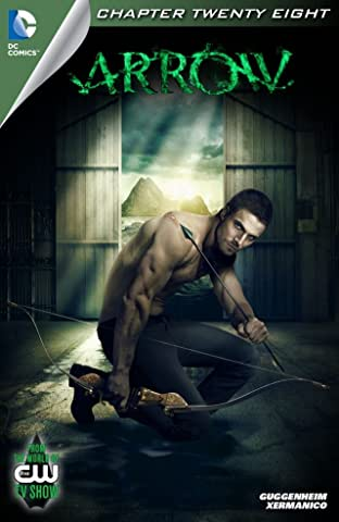 Arrow (2012-2013) No.28