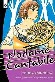 Nodame Cantabile Tome 6