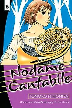 Nodame Cantabile Vol. 6
