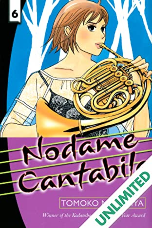 Nodame Cantabile Vol. 6