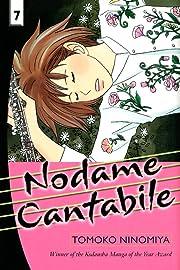 Nodame Cantabile Tome 7