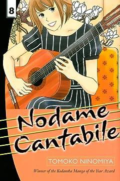 Nodame Cantabile Vol. 8