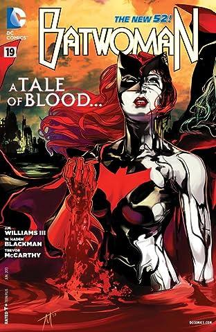 Batwoman (2011-2015) #19
