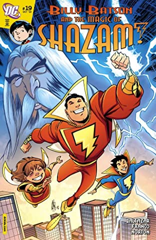 Billy Batson and the Magic of Shazam! No.19