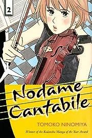 Nodame Cantabile Tome 2