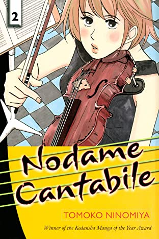 Nodame Cantabile Vol. 2