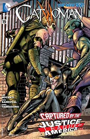 Catwoman (2011-2016) #19